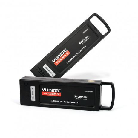 Akcesoria: 2 x akumulator 5400mAh 3S 11.1V LiPo | Yuneec Typhoon Q500