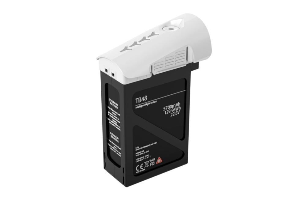Akumulator TB48 5700 mAh, 22.2V LiPo 6S | DJI Inspire 1 | synapse.com.pl