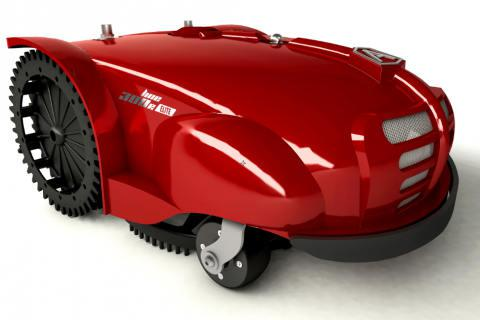Kosiarka automatyczna - robot Zucchetti Ambrogio L300 R Elite