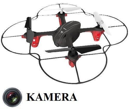 Syma X11C Quadcopter 4CH 2,4GHz (kamera HD 2.0MP, 6 Axis GYRO, karta pamięci, zasięg ponad 30m)