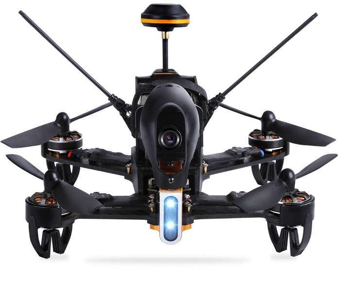 Dron wyścigowy Walkera F210 RTF