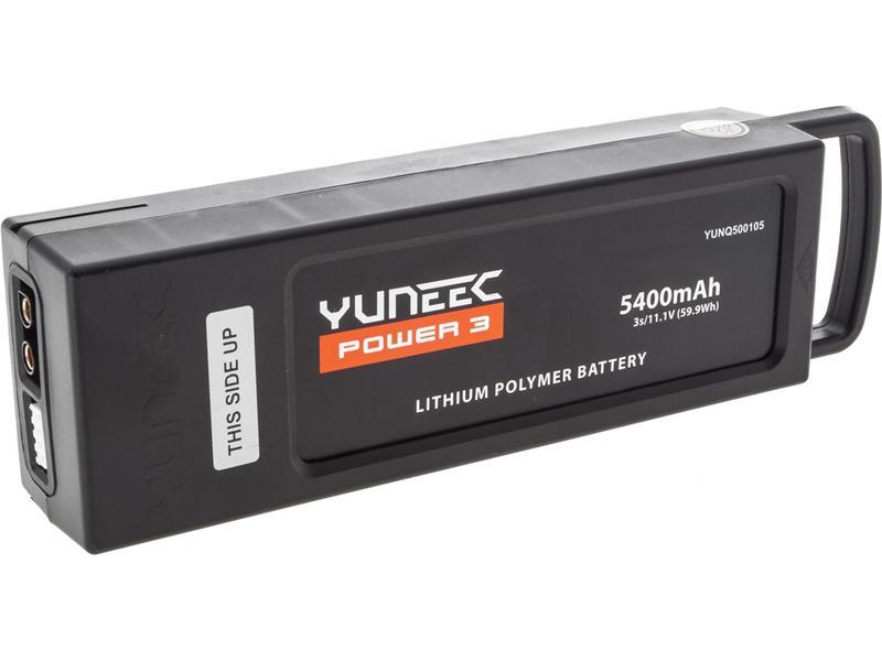 Akcesoria: Akumulator 5400mAh 3S 11.1V LiPo   Yuneec Typhoon Q500