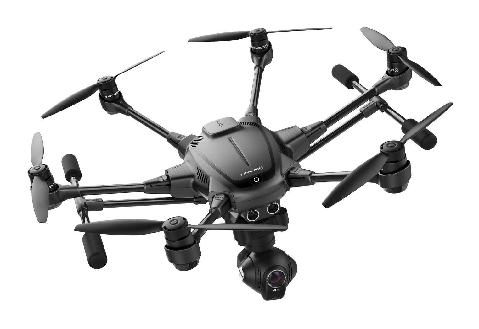 hexaCOPTER Yuneec Typhoon H | synapse.com.pl