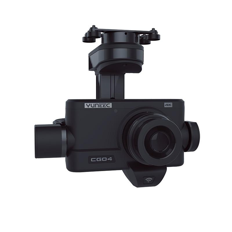 YUNEEC CGO4 3-axis gimbal z kamerą (3x zoom) | synapse.com.pl