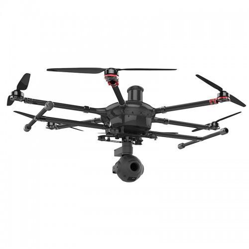 Hexacopter YUNEEC Tornado H920 RTF, gimbal-kamera V18 (optyczny zoom 18x), aparatura ST12 i ST24 / Team version | synapse.com.pl