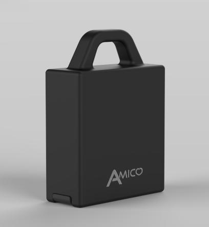 Amico - urządzenie chroniące nasze zwierzęta przed najechaniem przez robota Ambrogio.
