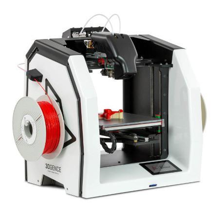 Drukarka 3D 3DGence DOUBLE