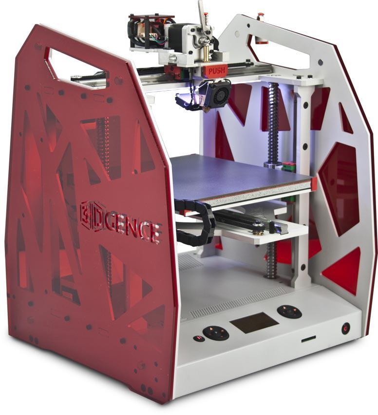 Drukarka 3D 3DGence ONE