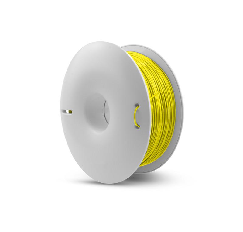 Filament EASY PLA 1,75mm 0,85kg \yellow | Fiberlogy