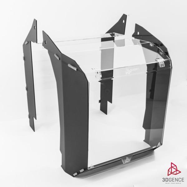 Komora temperaturowa drukarki 3DGence ONE | synapse.com.pl