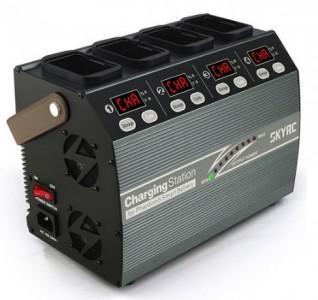 Ładowarka SkyRC 4 x 100W dla DJI Phantom 3 i 4
