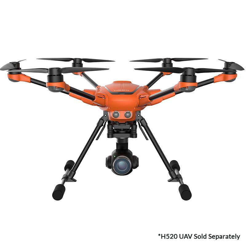 YUNEEC H520 z kamerą E90