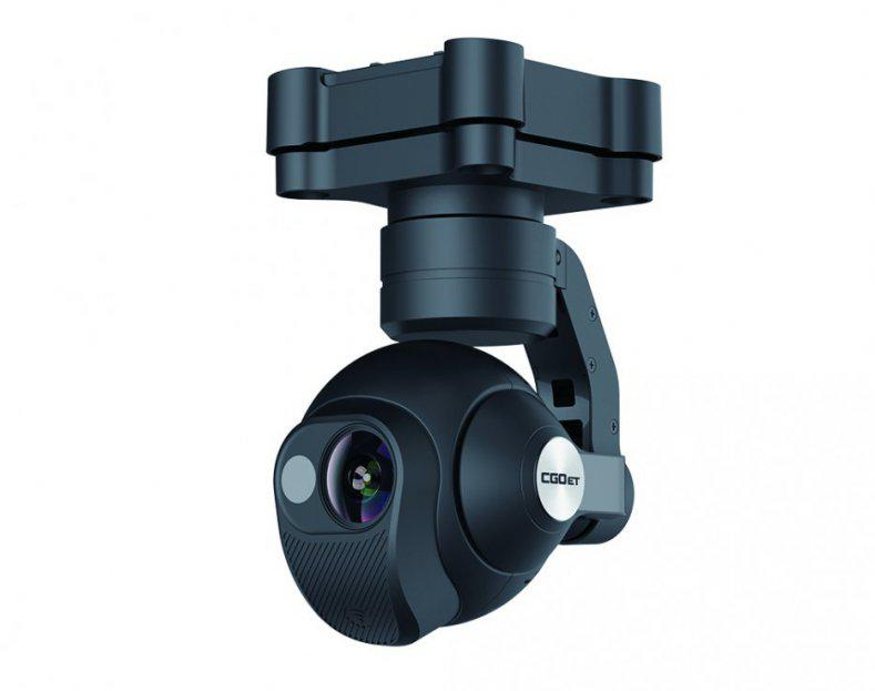 Kamera termowizyjna CGO-ET (RGB i INFRARED) | Typhoon H YUNEEC | synapse.com.pl