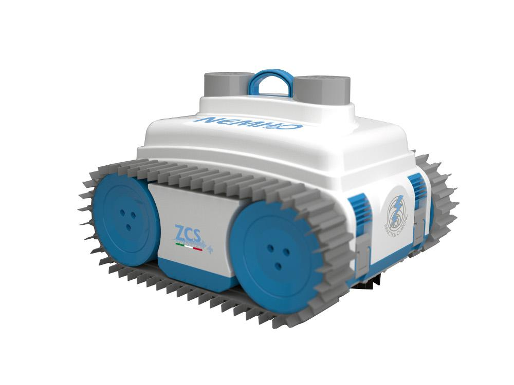 ROBOT NEMH20 /Delux, do czyszczenia basenu | synapse.com.pl