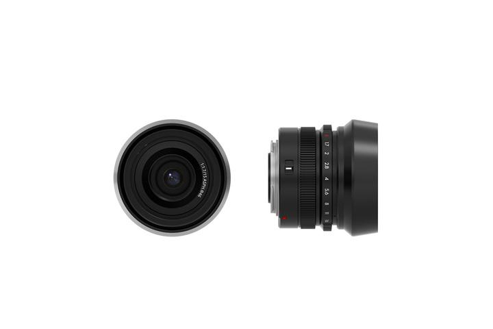 Obiektyw DJI MFT 15mm, F/1.7 ASPH Prime Lens | DJI Inspire 1 | synapse.com.pl