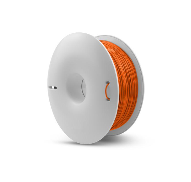 Filament Fiberflex 30D 1,75mm 0,85kg \orange | Fiberlogy | synapse.com.pl