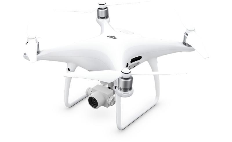 Czterowirnikowy dron Phantom 4 PRO+ (2 akumulatory)   DJI
