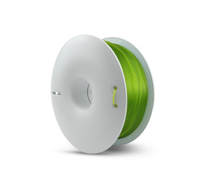 Filament PET-G 1,75mm 0,85kg \light green   Fiberlogy