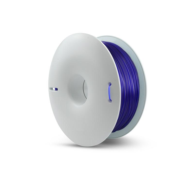 Filament PET-G 1,75mm 0,85kg \navy blue, transparentny | Fiberlogy | synapse.com.pl