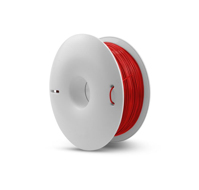 Filament Fiberflex 40D 1,75mm 0,85kg \red | Fiberlogy