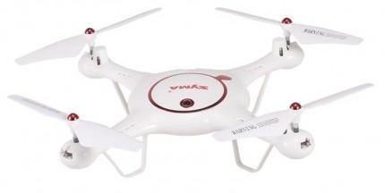 Syma X5UW-D (zdalnie obracana kamera WiFi FPV 720p, 2.4GHz)  | synapse.com.pl