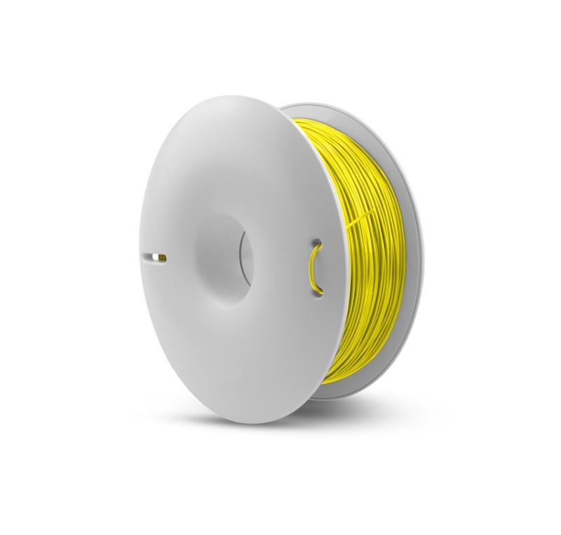 Filament Fiberflex 40D 1,75mm 0,85kg \yellow | Fiberlogy | synapse.com.pl
