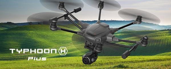 HEXACOPTER Yuneec TYPHOON H PLUS | SYNAPSE.COM.PL