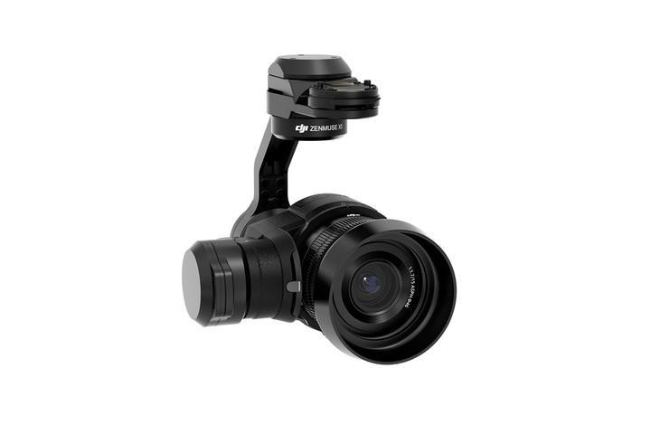 Akcesoria: Kamera z gimbalem ZENMUSE X5 MFT LENS 15MM f/1.7 | Inspire 1